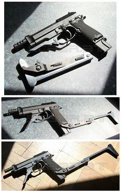Beretta M93R //