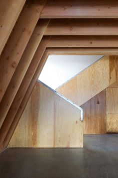 A-Frame cabin by Scott and Scott Architects