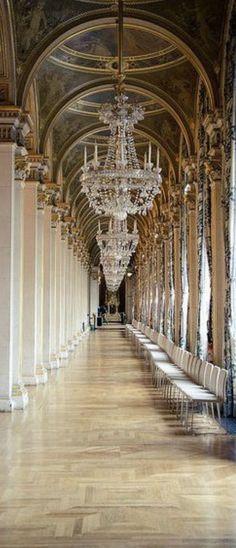 Journey to France - gorgeous photo Tour Eiffel, Versailles, Paris 3, Little Paris, Beautiful Paris, French Wedding, The Ranch, Chandelier Lighting, Chandeliers