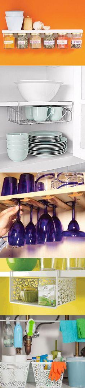 Как организовать хранение на кухне: 11 способов и идей - InMyRoom.ru