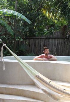 private dipping pool at Viceroy Riviera Maya | Smith Hotels | 100 Layer Cake