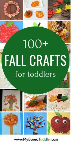 722 Best Autumn Fall Toddler Activities Images In 2019