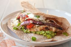 Grilled Chicken Fajitas by Smells Like Home, via Flickr