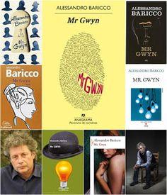 LIBROS LEÍDOS Y COMENTADOS: Mr. Gwyn     (Alessandro Baricco)  (ANAGRAMA)