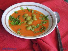 Moje Małe Czarowanie: Zupa orientalna