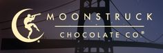 moonstruck chocolate - Made in Portland, Oregon. It is the best chocolate I've ever had.