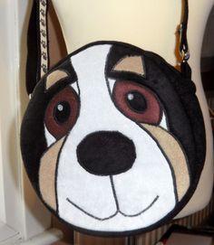 Bernese Mountain Dog Bag, Berner Bag