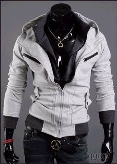 Richard Nguyen Hot Sale Cardigan Men Hoodies Jacket Zip Hoodie Man Casual Slim Hoody Sweatshirt Sportswear