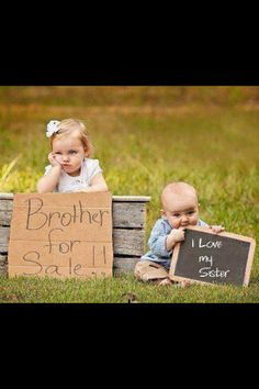 Big sister pictures, yep this fits perfectly for Lucy