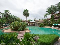 Felix River Kwai Resort Kanchanaburi Thailand
