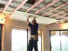 7 Drywall Installation Mistakes You've Probably Made Before Plasma Tv, Cool Coffee Tables, Coffee Table Design, Metal Stud Framing, Hanging Drywall, Drywall Finishing, Pass Christian, Drywall Installation, How To Draw Eyebrows