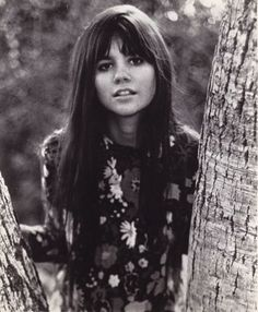 The beautiful Linda Ronstadt. Gorgeous and talented
