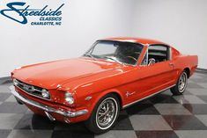 eBay: 1966 Ford Mustang Fastback 302 V8, C4 AUTO, FRESH PAINT, GR8 COLORS IN/OUT, CLEAN, RUN #fordmustang #ford