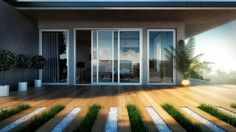 Introducing the GrandView Multi Slide Patio Door!  For more information email sales@westeckwindows.com