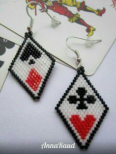 Seed Bead Earrings, Beaded Earrings, Seed Beads, Beaded Jewelry, Crochet Earrings, Hama Beads, Beading Tutorials, Beading Patterns, Jewelry Shop