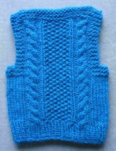 Free+Knitting+Pattern+-+Toddler+&+Children's+Clothes:+Cozy+In+Cables+Toddler+Vest