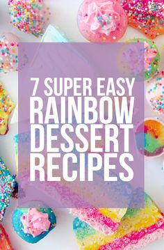 @chelsey0567 Rainbow Recipes That Look Impressive But Are Actually Easy AF