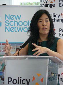 Michelle Rhee - Wikipedia, the free encyclopedia