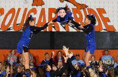 Palmyra, PA Cheer Competition