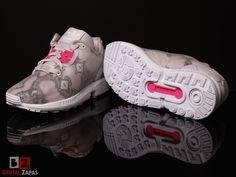 sports shoes d27b6 f14c2 New  adidas zx flux decon w for women in  brutalzapas  zapas  sneakers