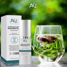 Start your Monday with green tea in your cup & green tea in your PhL Naturals Anti-Aging Matrixyl Moisturizer. http://amzn.to/2mdNz2Y