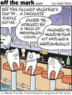 Teeth funny  Are you looking for a dental assisting study guide? #dental #humor #dentist #teeth #oral #health http://sallingtate.com/