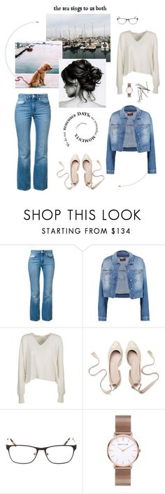 """take a walk"" by savichic ❤ liked on Polyvore featuring Sonia Rykiel, 7 For All Mankind, Tom Ford and Abbott Lyon"