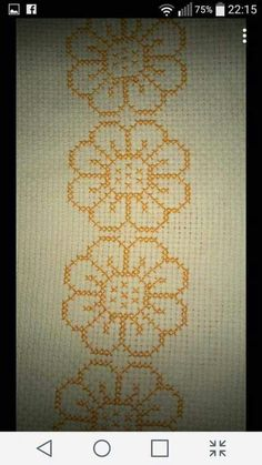 Thrilling Designing Your Own Cross Stitch Embroidery Patterns Ideas. Exhilarating Designing Your Own Cross Stitch Embroidery Patterns Ideas. Cross Stitch Fabric, Cross Stitch Borders, Cross Stitch Flowers, Cross Stitch Designs, Cross Stitching, Cross Stitch Embroidery, Cross Stitch Patterns, Crochet Flower Patterns, Hand Embroidery Patterns