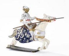 The Antiquer: Toys for Sale:The Forbes Collection Goes on the Auction Block