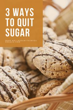 How to kick the sugar addiction and quit sugar for good... To gain more energy and lose weight