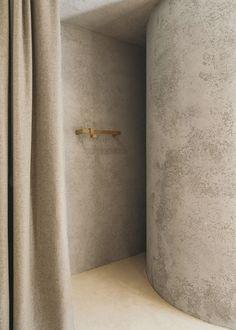 Architecture Details, Interior Architecture, Interior And Exterior, Interior Minimalista, Tadelakt, Minimal Home, Up House, Minimalist Interior, Interiores Design