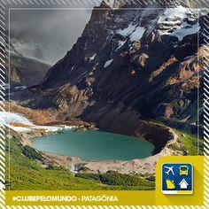 (( Patagônia ))  Dividida entre a Argentina e o Chile, a Patagônia está na parte mais ao sul da Cordilheira dos Andes e possui características climáticas peculiares: desertos frios e secos, florestas, bosques de pinheiro, vales e rios, com temperatura que varia de 10ºC aos congelantes -20ºC.   E aí, viajantes, vocês encarariam este destino de aventura? ツ