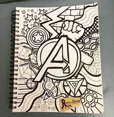 Spectacular In honor of me promoting in a comic book e-book right this moment and tomorrow I made a dood of the Avengers . Spectacular In honor of me promoting in a comic book e-book right this moment and tomorrow I made a dood of the Avengers . Doodle Art For Beginners, Easy Doodle Art, Doodle Art Drawing, Cool Art Drawings, Art Drawings Sketches, Tumblr Art Drawings, Quote Drawings, Cute Easy Doodles, Doodle Art Name