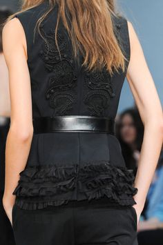 Fashion Week Spring 2015 Detail Pictures | POPSUGAR Fashion