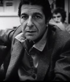Leonard Cohen (Dominique Issermann)