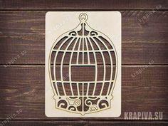 Чипборд Клетка №7 - krapiva.su