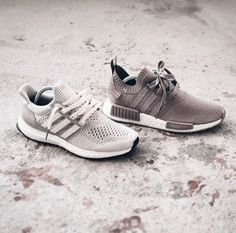 Adidas Ultraboost and NMD