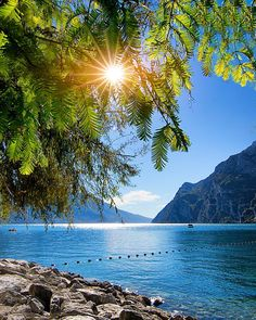 «Wonderful Place in Riva del Garda - Italy  Follow my page: @awesome.italy»