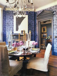 Dining Room Design Ideas & Pictures on 1stdibs