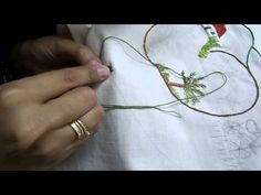 Caderno de Bordados Patchaula - YouTube