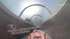 Therme Loipersdorf Pfitschipfeil (Speedslide) 360° VR Onride Vr, Videos