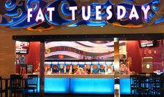 fat tuesday - las Vegas