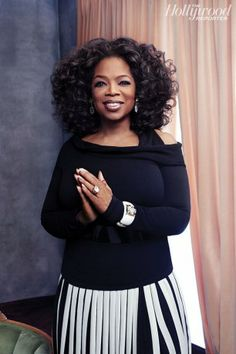 The Resurgence of Oprah Winfrey Gallery - The Hollywood Reporter Oprah Winfrey, Not Having Kids, Queen Latifah, The Hollywood Reporter, Portraits, Beautiful Black Women, Powerful Women, Daily Fashion, Fashion News