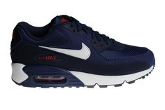 nike air max donkerblauw heren
