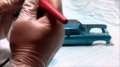 Airbrushing Craft Acrylic and Testors Aztek Acrylic - Part 2
