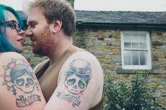 matching tattoos!