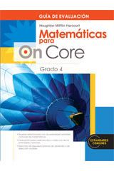 Houghton Mifflin Harcourt Matemÿticas para On Core