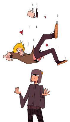 Creek ▪ Craig x Tweek ▪ South park South Park Funny, South Park Anime, South Park Fanart, Craig South Park, Tweek South Park, Tweek And Craig, Villainous Cartoon, Park Art, 19 Days