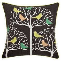 Tweeter Pillow.