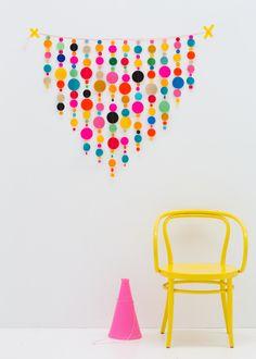 Leesa Cowan — All Colour Garland